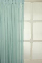 Vitrage polyester mint